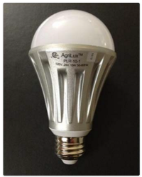 Cycle Technologies Brilliantly Simple Blog Features AgriLux Spectrum LED Lightbulb